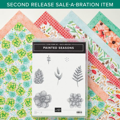 What's new? Sale-A-Bration 2nd release!
